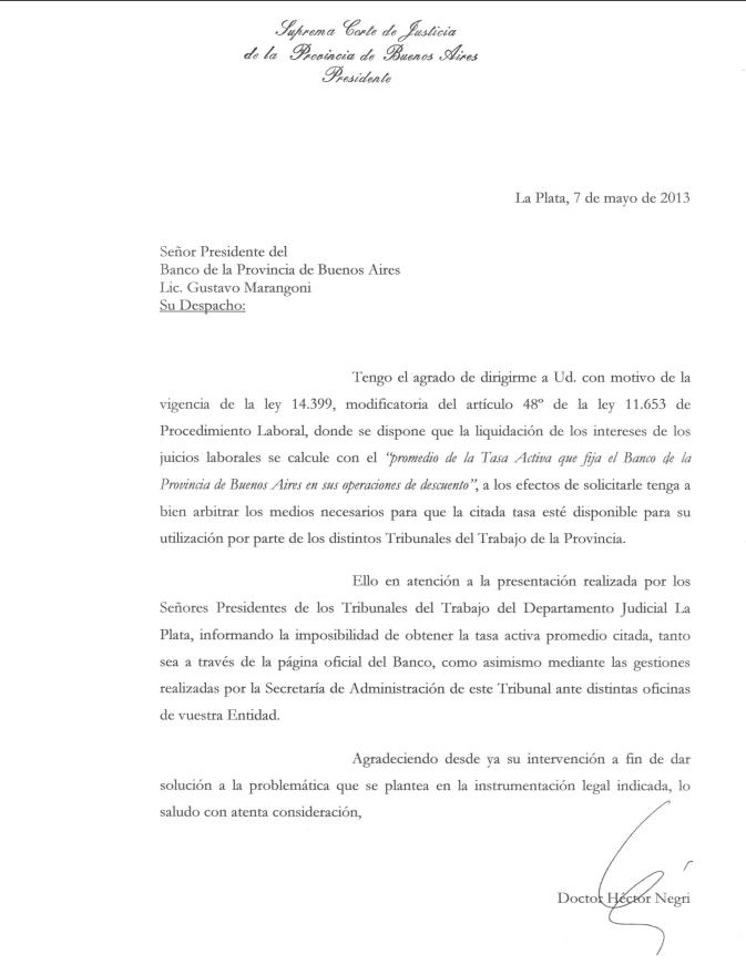 ley de procedimiento laboral de la provincia de buenos aires: